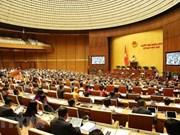 Continúa Parlamento de Vietnam análisis sobre borrador de leyes