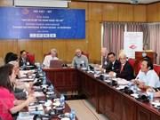 Impulsan cooperación entre empresas vietnamitas y estadounidenses