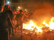Detienen en Indonesia a más de 250 manifestantes