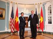 Efectúa canciller vietnamita visita oficial a Estados Unidos