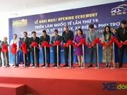 Inauguran en Vietnam  Exposición Internacional de Automóviles, Motocicletas, e Industria Auxiliar 2019