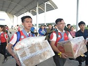 Elevan responsabilidad de jóvenes vietnamitas en protección de mar y las islas de Patria