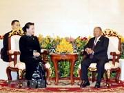 Visitará Vietnam presidente de la Asamblea Nacional de Camboya