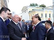 Concluye Premier de Vietnam visita oficial a Rusia