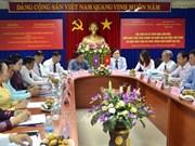 Vietnam y Laos promueven cooperación en publicación de libros