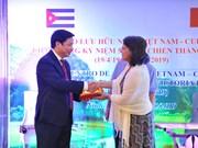 Aspira provincia vietnamita de Ninh Binh a promover cooperación con localidades de Cuba