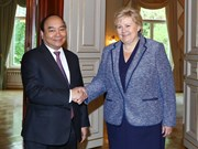 Proyectan Vietnam y Noruega impulsar nexos comerciales