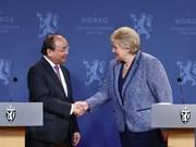 Comprometidos Vietnam y Noruega a acelerar la firma del tratado de libre comercio bilateral