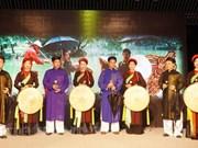 Destacan cantos populares de Vietnam en festival de minorías en República Checa