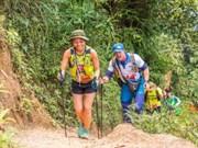 Mil atletas compiten en maratón de bosque en Vietnam