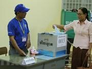 Comienzan en Camboya elecciones de miembros de consejos locales