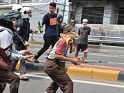 Indonesia levanta restricción de acceso a las redes sociales