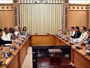 Impulsan cooperaciones entre localidades vietnamita y marfileña