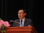 Pide vicepremier vietnamita mayor contribución del sector de contabilidad al perfeccionamiento de leyes