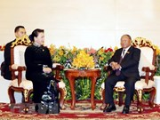 Inicia presidente de la Asamblea Nacional de Camboya visita oficial a Vietnam
