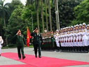 Proyectan Vietnam y China impulsar cooperación en defensa