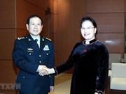 Ratifica máxima legisladora de Vietnam importancia de relaciones con China