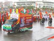 Desarrollará Vietnam en junio el mes de acción contra las drogas