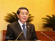 Debaten legisladores vietnamitas sobre ajustes de la inversión pública