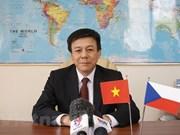 Promueven Vietnam y República Checa cooperación económica