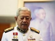 Nombran al presidente interino del Consejo Privado del Rey de Tailandia
