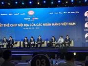 Presentan en Vietnam las primeras tarjetas de débito domésticas con chip