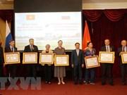 Reconoce Vietnam a expertos rusos por la conservación de los restos del Presidente  Ho Chi Minh