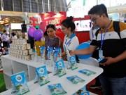 Inauguran Exposición Internacional de Productos Lácteos de Vietnam