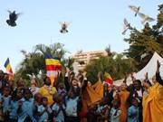 Celebra comunidad vietnamita en Mozambique el Día de Vesak