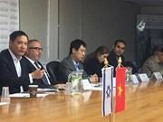 Buscan empresas de Israel ampliar sus negocios con Vietnam