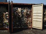 Devuelve Filipinas contenedores de basura a Canadá