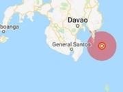 Sismo de magnitud de 6,2 grados sacudió el Sur de Filipinas