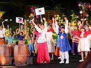Vicepresidenta de Vietnam asiste al Festival Internacional de la Infancia 2019