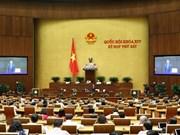 Comparecerán ministros vietnamitas ante el Parlamento