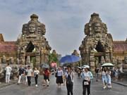 Camboya: reducen números de extranjeros a Angkor
