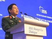 Diálogo de Shangri-La 2019: Vietnam persiste solución de disputas mediante vía pacífica