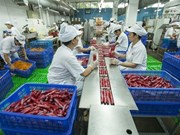 Aumentó Índice de Producción Industrial de Ciudad Ho Chi Minh un 4,2 por ciento