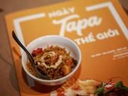 La cocina española deleitará a los vietnamita en Día Mundial de Tapa