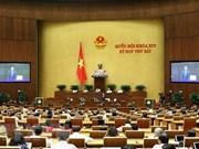 Expondrán ministros vietnamitas ante el Parlamento sobre seguridad, transporte, construcción y cultura