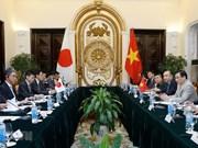 Realizan Vietnam y Japón séptimo Diálogo de Asociación Estratégica