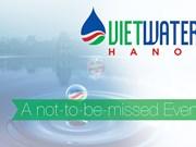 Celebrarán en Hanoi Exposición internacional de abastecimiento de agua Vietwater-2019