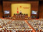 Destaca la presidenta de Asamblea Nacional importancia de sesiones de comparecencias