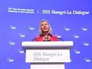 Es hora de firmar Acuerdo de Asociación con Vietnam, afirma jefa de la diplomacia europea