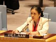 Destacan apoyo internacional a candidatura de Vietnam para el Consejo de Seguridad de la ONU