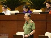 Reitera ministro vietnamita de Seguridad Pública determinación contra el narcotráfico