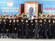 Secta budista de Hoa Hao convoca al quinto congreso nacional