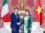 Italia apoya candidatura de Vietnam al Consejo de Seguridad de la ONU