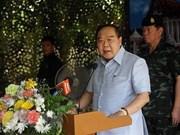 Insta Tailandia a erradicar pesca ilegal en Sudeste Asiático