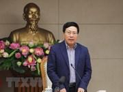 Rinde cuenta viceprimer ministro de Vietnam ante el Parlamento