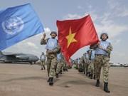 Contribuye Vietnam activamente a misiones de paz de la ONU